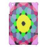 Octagon Abstract Art Speck iPad Case