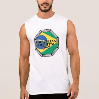 Octagon Brazilian Jiu Jitsu Sleeveless Shirt