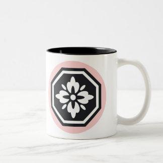 Octagon Nihon mug