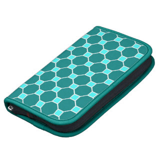 Octagon/Square Pattern in Teal Organizer