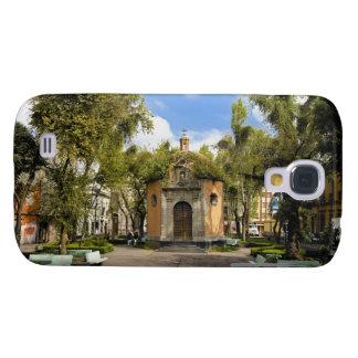 Octagonal Chapel Samsung Galaxy S4 Cover
