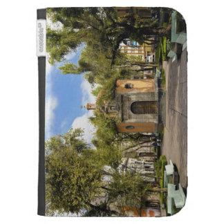 Octagonal Chapel Kindle 3 Cases