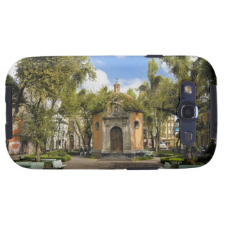Octagonal Chapel Samsung Galaxy SIII Covers