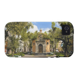 Octagonal Chapel iPhone 4 Case