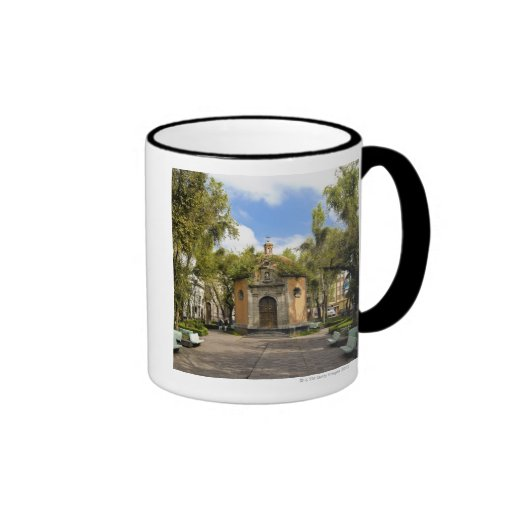 Octagonal Chapel Coffee Mug