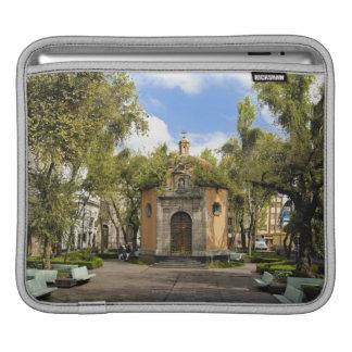 Octagonal Chapel Sleeve For iPads