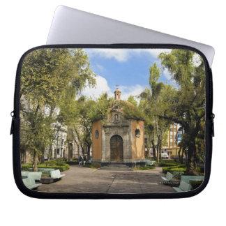 Octagonal Chapel Laptop Sleeve