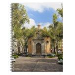 Octagonal Chapel Note Book