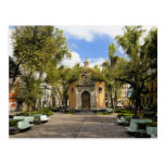 Octagonal Chapel Postcards