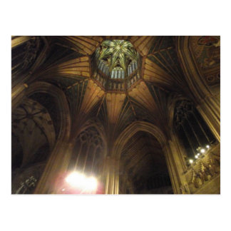 Octágono, catedral de Ely Postal