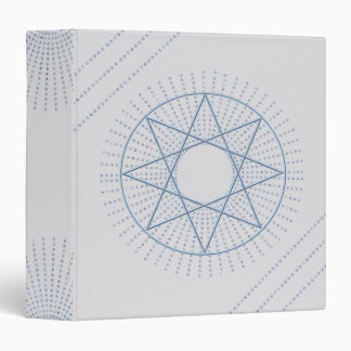 Octagram Stars Binders