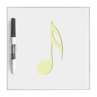 octava nota black.png amarillo pizarra blanca