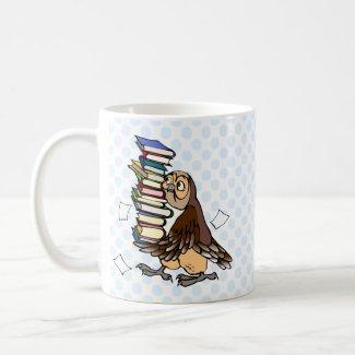Octavian Owl Mug