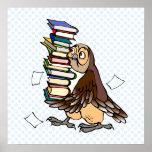Octavian Owl Posters