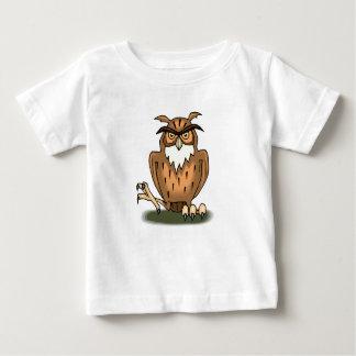 Octavius Owl Baby T-Shirt
