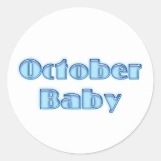OctBaby Stickers
