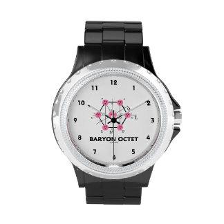 Octeto del Baryon (la física de partícula) Relojes De Pulsera