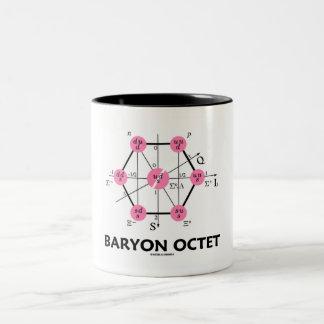 Octeto del Baryon (la física de partícula) Taza De Café