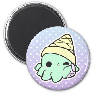 Octi-Cream Magnet