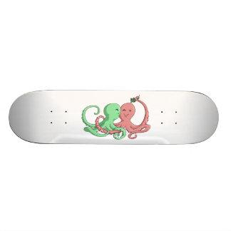 Octi Mistletoe Skateboard Deck