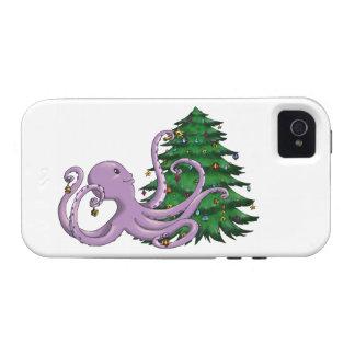 Octi Tree iPhone 4/4S Case