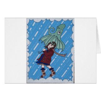 Octibrella! Card