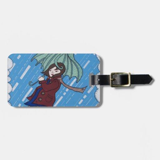 Octibrella! Tags For Bags