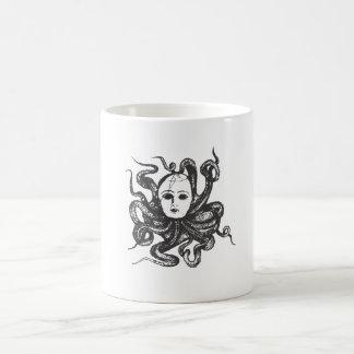 Octo Baby Classic White Coffee Mug