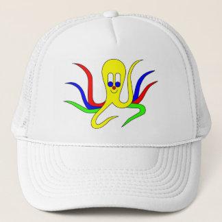 Octo-Pus Trucker Hat