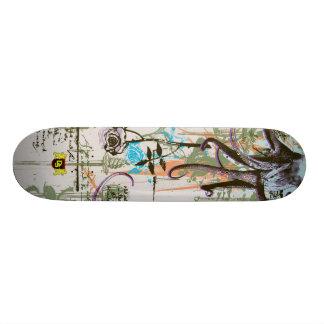 Octo Custom Skate Board
