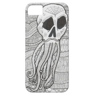 Octo Skull Zentagles for  iPhone 5 iPhone 5 Cover