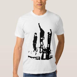 October 16th 1968 Mexico City, Summer Olympics Tee Shirts