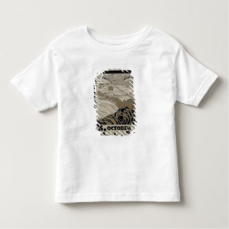 October, 1901 toddler t-shirt