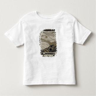 October, 1901 toddler t-shirt