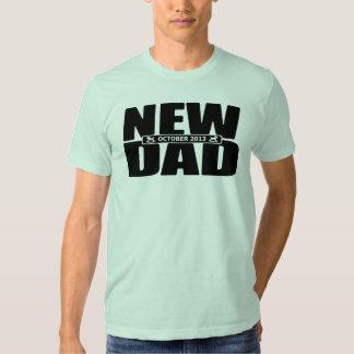 October 2013 New Dad T-shirt