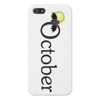 October Birth Month Themed iPhone 5 Case