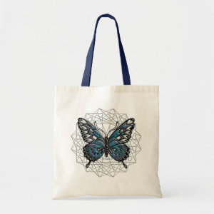 October Birthstone Butterfly bag