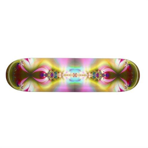 October - Customized Skate Board