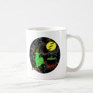 October Dance - Halloween Coffee Mug