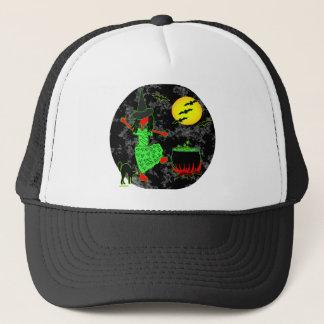 October Dance - Halloween Trucker Hat