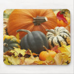 October Decoration Mouse Pad