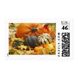October Decoration Stamp