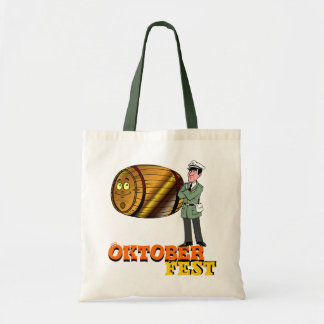 October Fest, Confiscated! Budget Tote Bag