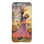October Fields Halloween Witch iPhone 6 case iPhone 6 Case