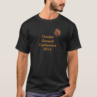 October General Conference 2014 Shirts