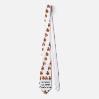October General Conference 2014 Shirts Tie