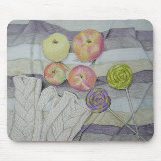 October Harvest Mouse Pad