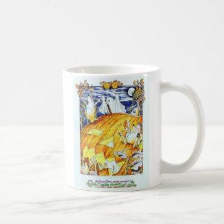 October Hedgehog Mug