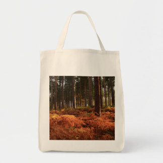October Light Grocery Tote Bag