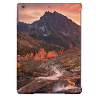 October Light on Headlight Basin iPad Air Cover